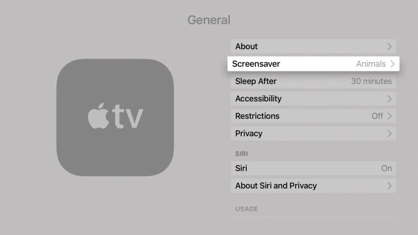 how to change the cities on apple tv screensaver