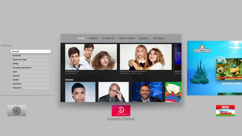 Marvelous Apple TV App Switcher