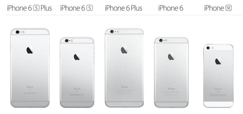 difference between iphone 5s and 6 what s the difference between the iphone se and iphone 6s 18377