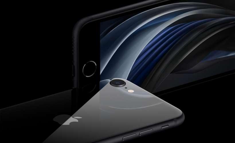 كاميرا iPhone SE