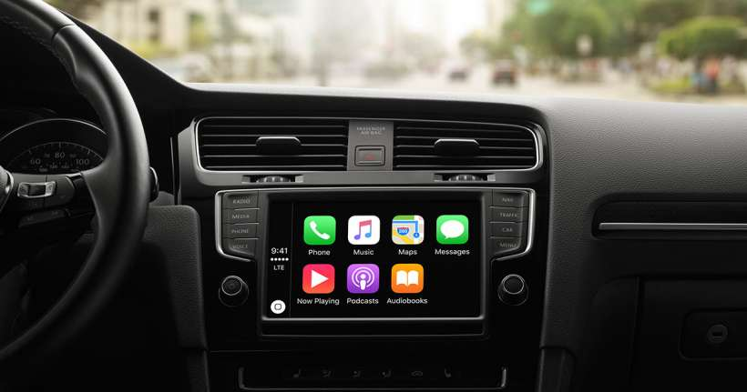 CarPlay iOS 10 improvements