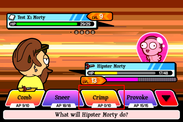 Pocket Morty AP