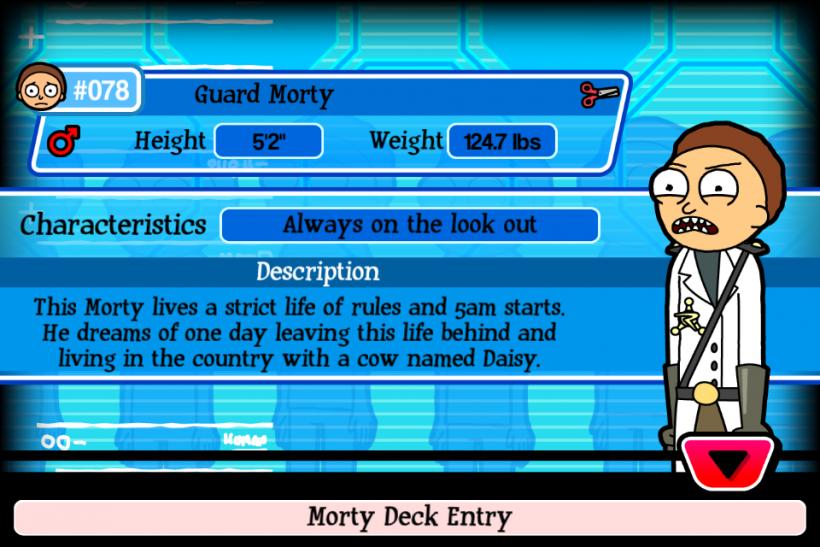 Guard Morty