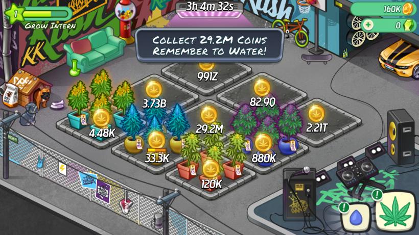 iOS App of the Week: Wiz Khalifa's Weed Farm | The iPhone FAQ