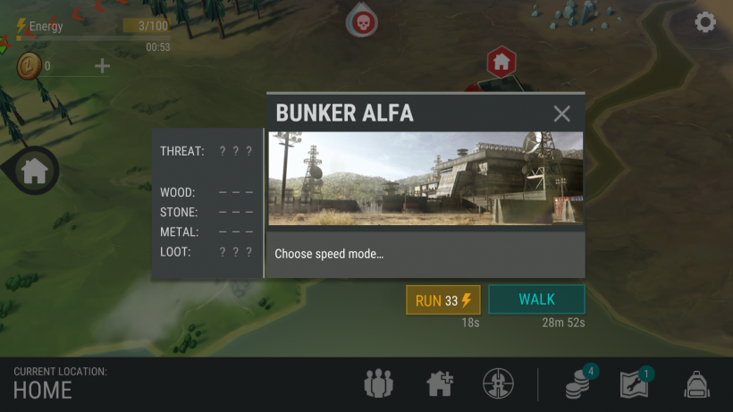 Army Bunker Alpha