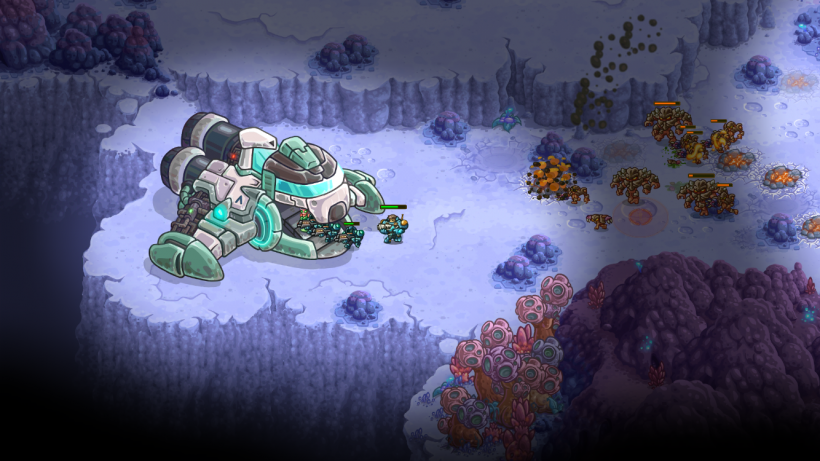 iOS Game Review: Iron Marines | The iPhone FAQ
