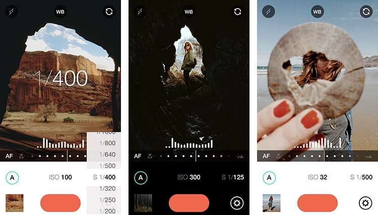 best manual camera apps for iphone the iphone faq