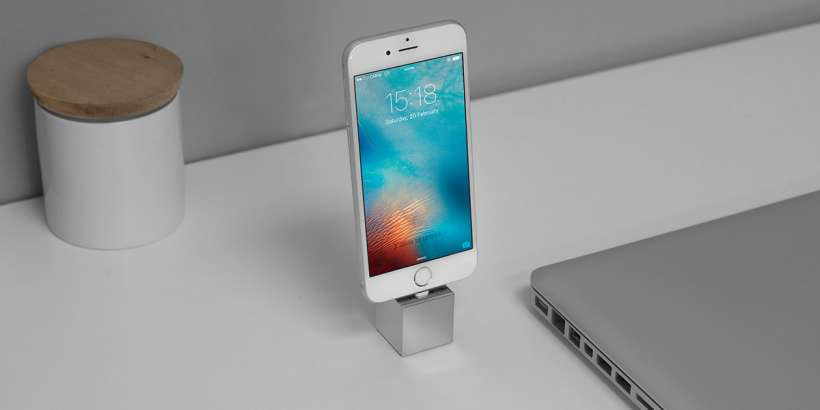 Q iPhone Dock