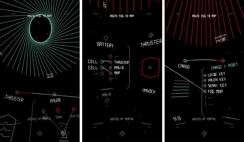 Verreciel iOS vector game