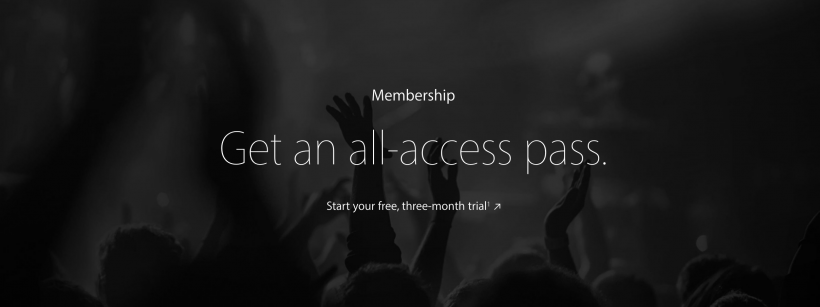 Apple Music subscription discount