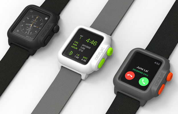 Catalyst Apple Watch waterproof