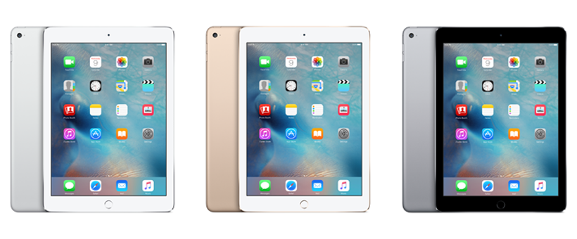 iPad 3 colors