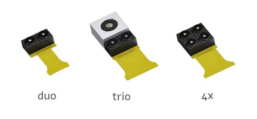 LinX camera modules
