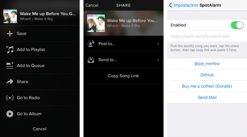 Use Spotify music for an iPhone alarm with SpotAlarm | The iPhone FAQ