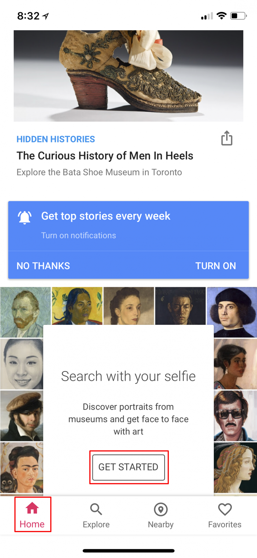 How to find your art twin with Google Arts & Culture on iPhone and iPad.