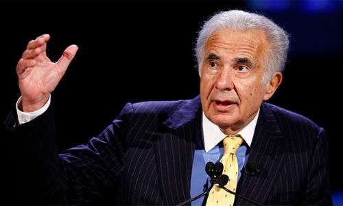 Carl Icahn thinks Apple should be trading at $240 per share.