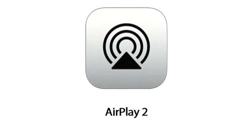 AirPlay 2 Logo