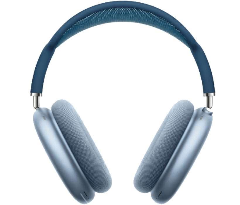 AirPods Max blue