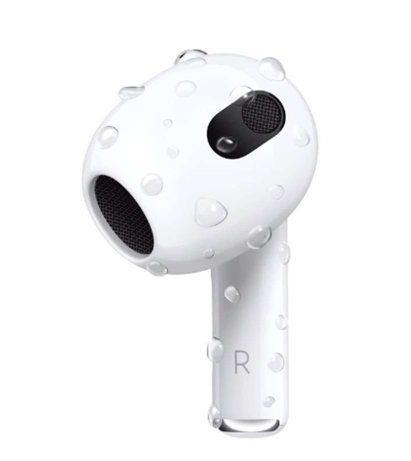 AirPods 3 water resistant