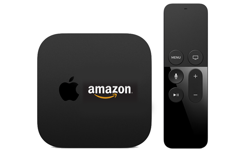 Apple TV on Amazon