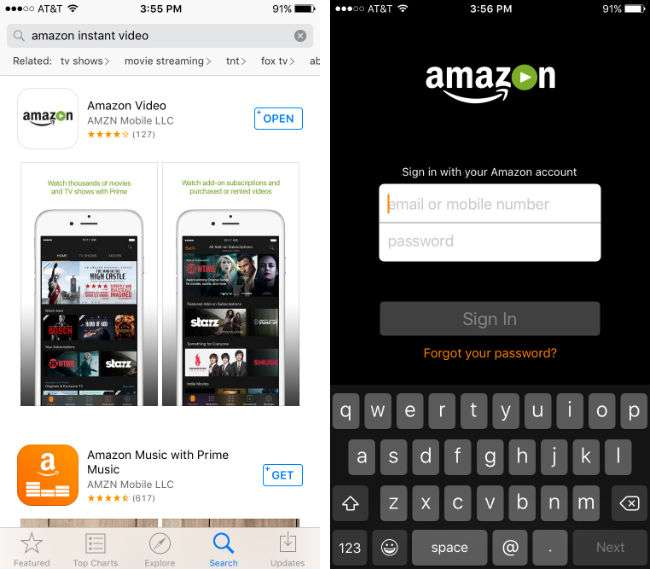 watch amazon prime on iphone how to prime to iphone and 18169