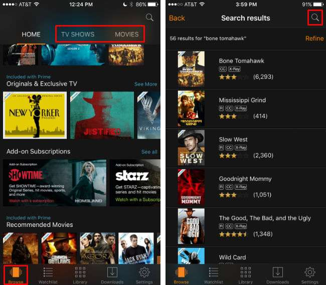 How to download and watch Amazon Prime movies on your iPhone offline.