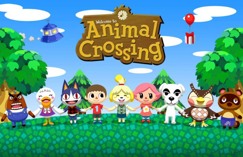 Nintendo teases animal crossing and fire emblem coming to for Wallpaper happy home designer