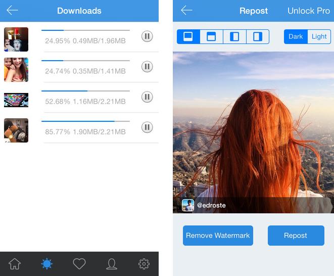 SocialDown - Instagram Video Downloader