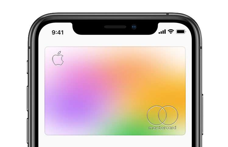 Apple Card Wallet app