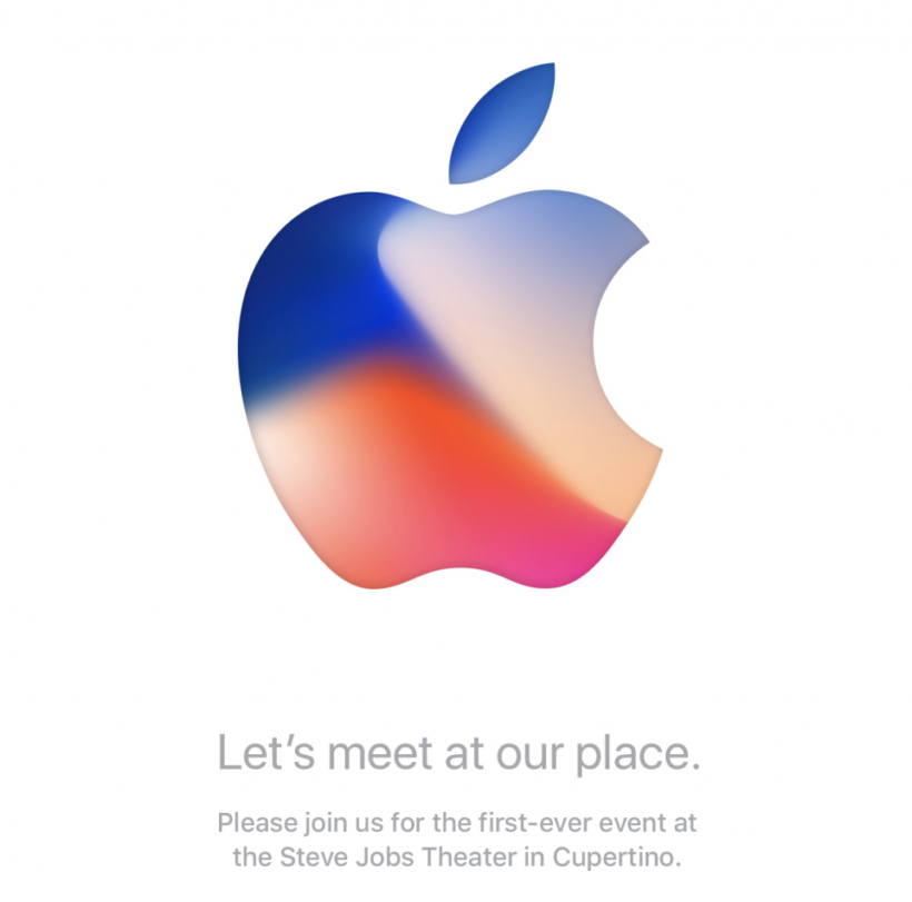 iPhone 8 Invite