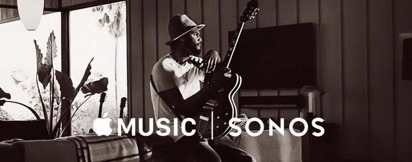Apple Music on Sonos