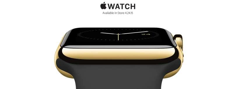 Apple Watch Maxfield Ad