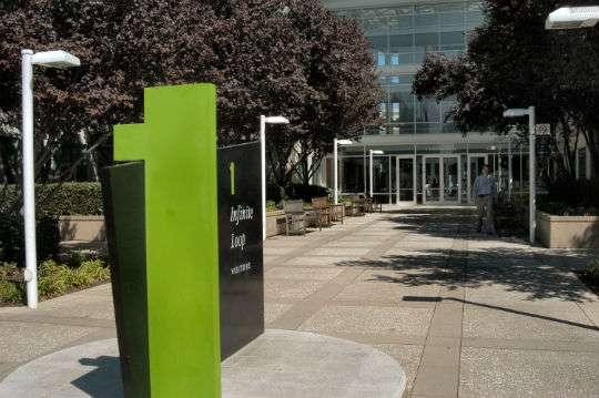 Apple Headquarters, 1 Infinite Loop.