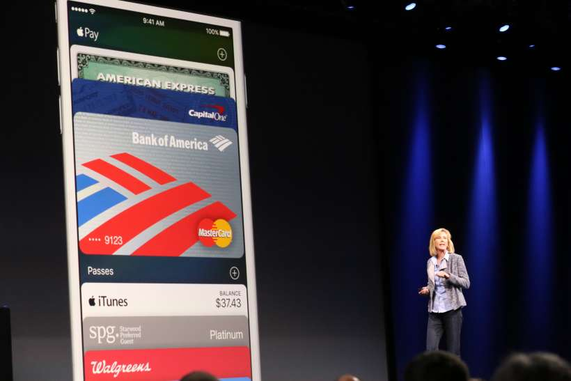 Apple Pay has combined with Passbook to form 'Wallet.'
