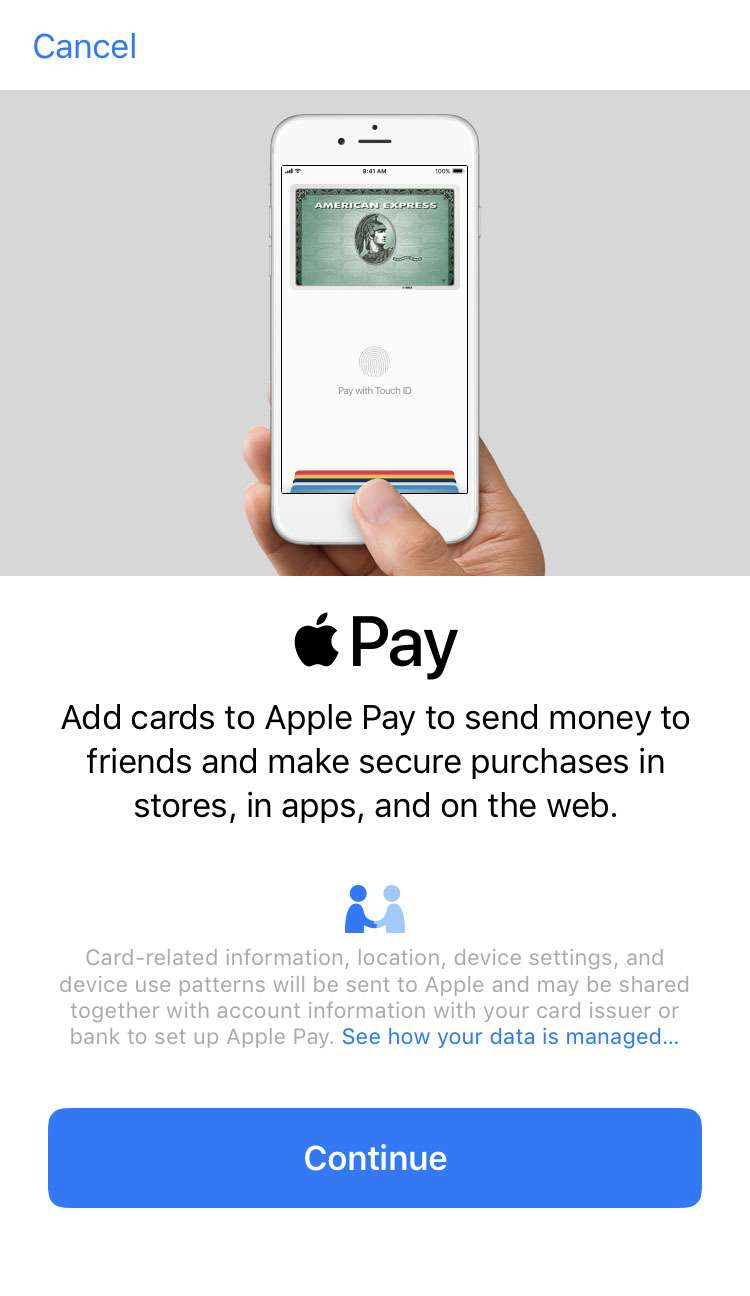 How to set up Apple Pay on iPhone