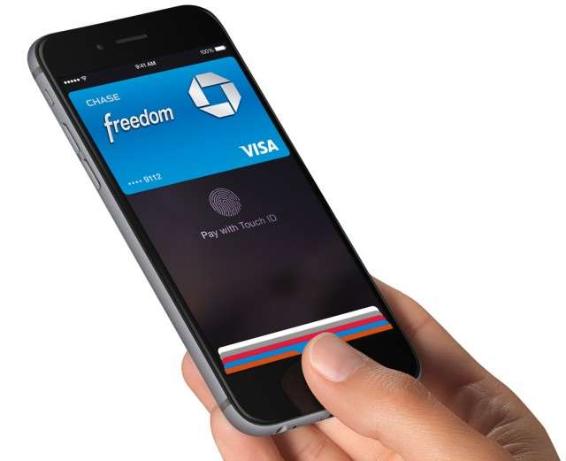 How to set up Apple Pay on iPhone 6s.