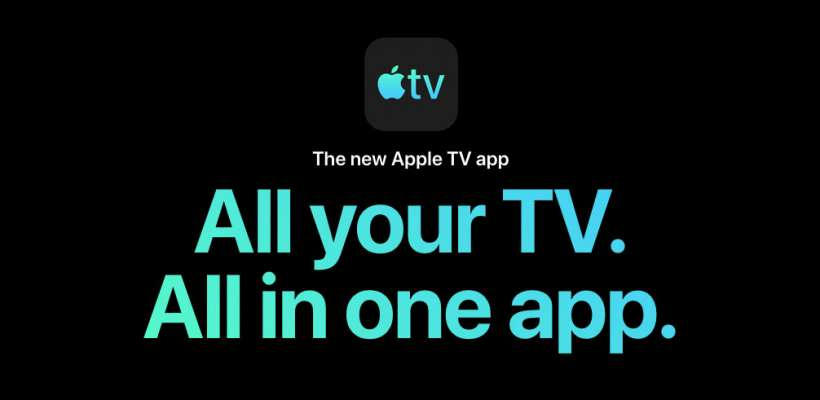 Apple TV app iOS