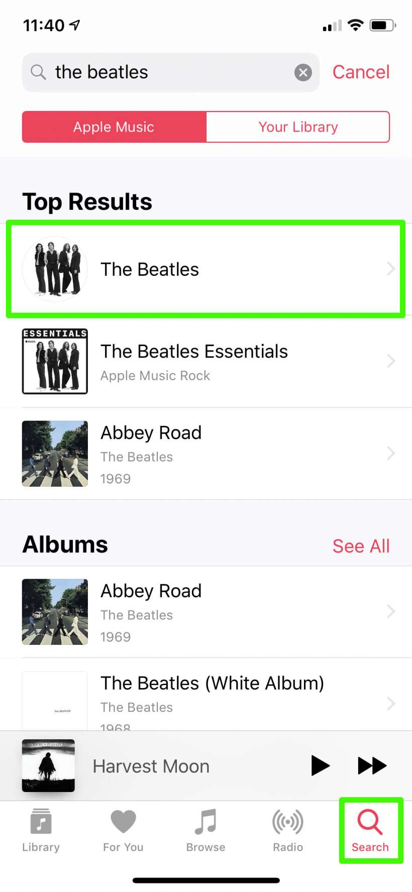 How to create and customize and Apple Music radio station on iPhone and iPad.
