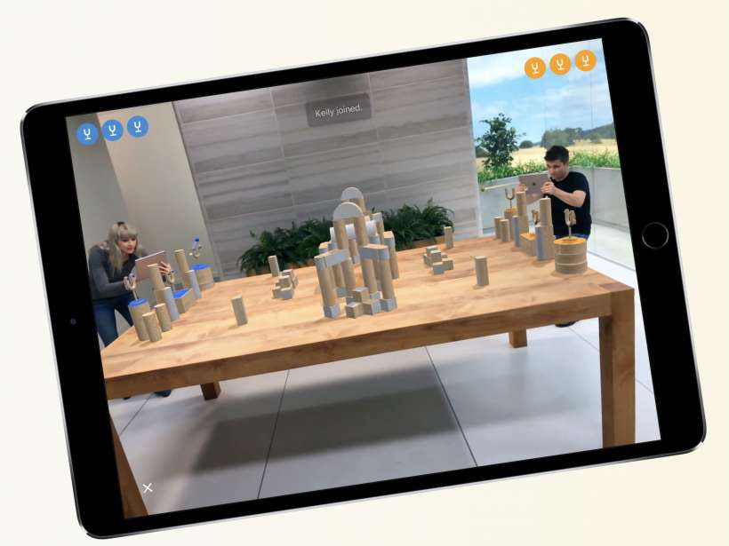 5 apps to introduce you to augmented reality (AR) on iPhone and iPad.