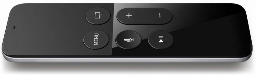 Apple TV 4G Siri Remote