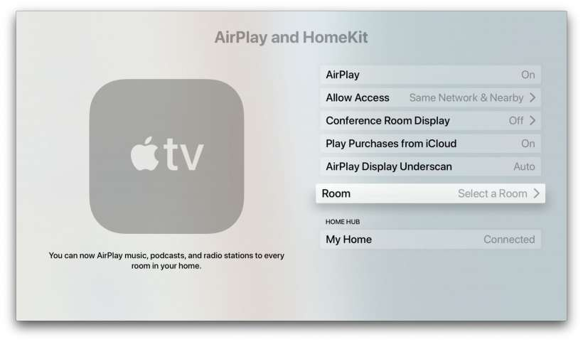 How to add your Apple TV to the Home app on iPhone and iPad.