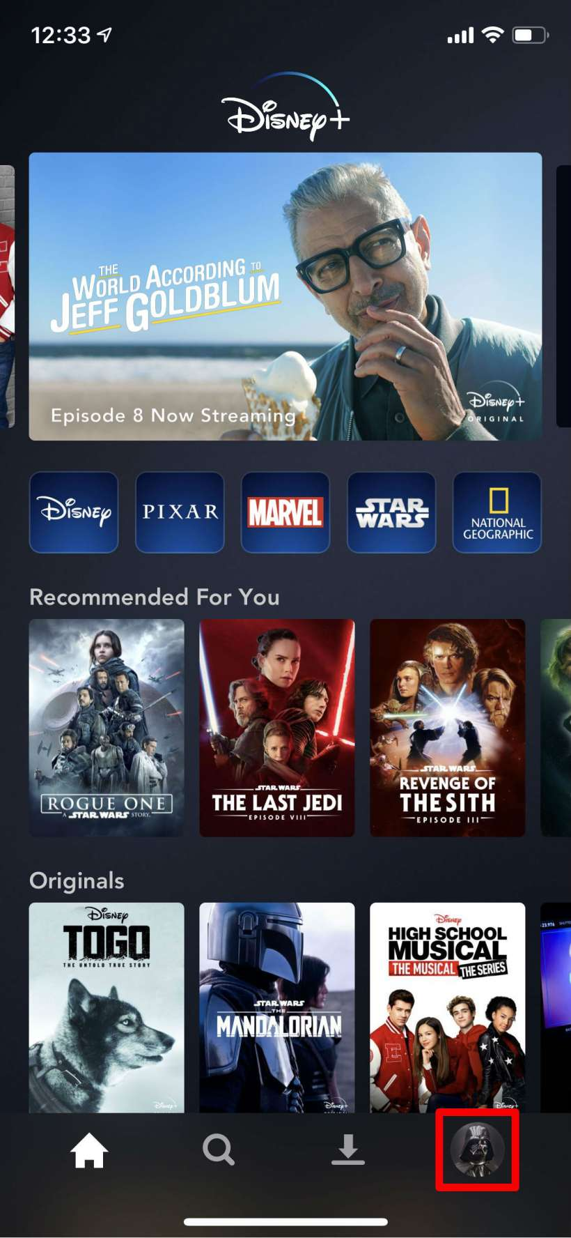 How to stop episodes from playing automatically on Disney+ on iPhone and iPad.