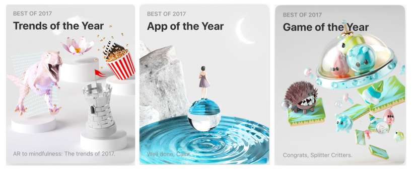 Apple Best of 2017