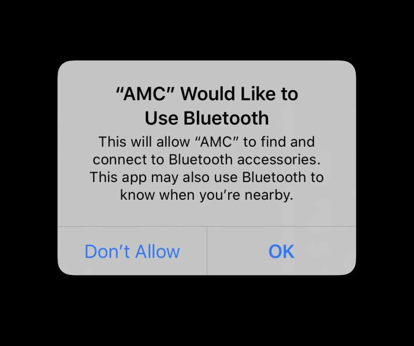 How to set Bluetooth permissions for individual apps on iPhone and iPad.
