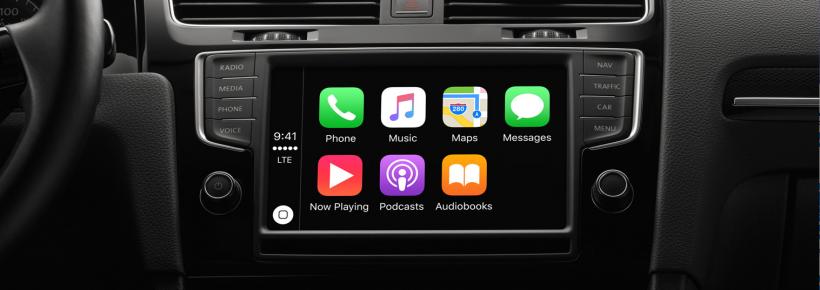 CarPlay iOS 9.3