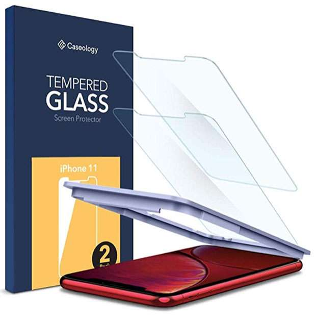 Caseology tempered glass