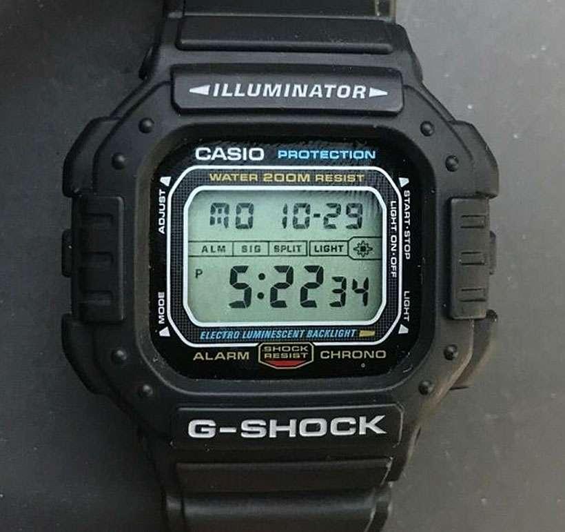 Casio G-Shock 1995