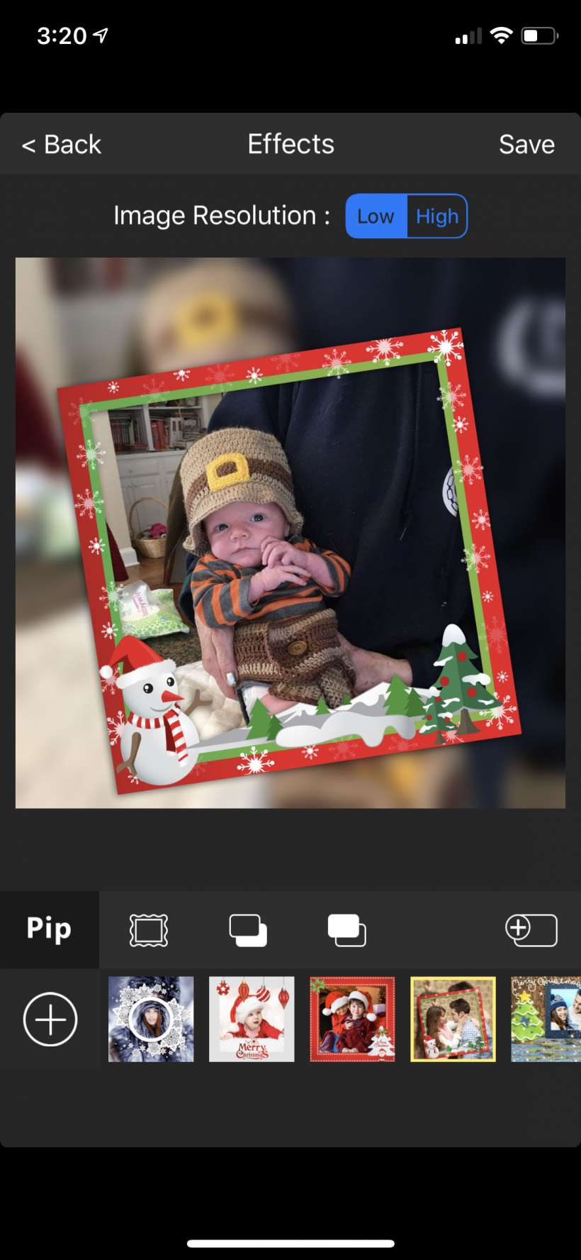 Best iPhone and iPad apps for making Christmas and holiday cards.