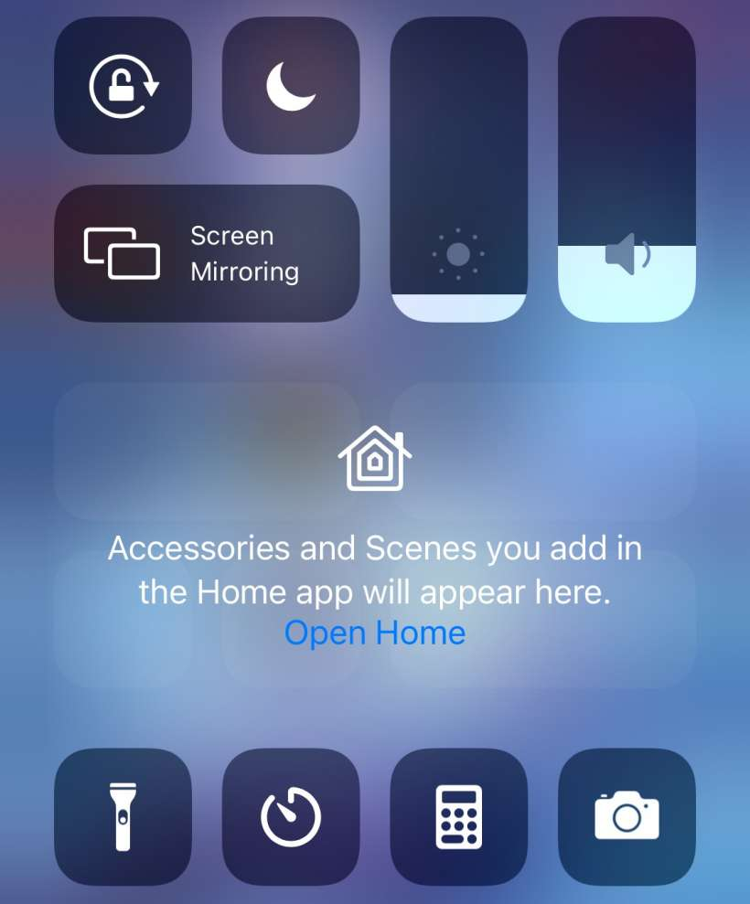 How to remove Home Controls from Control Center on iPhone and iPad in iOS 14.