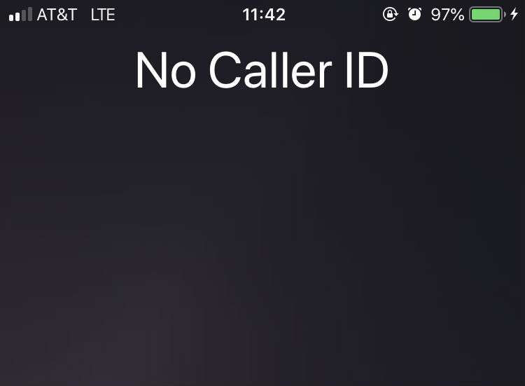 How to block your number from showing up on other people's Caller ID on iPhone.